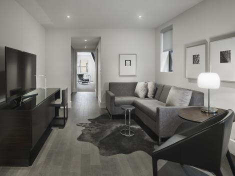 Midtown Manhattan Penthouse Suites Aka