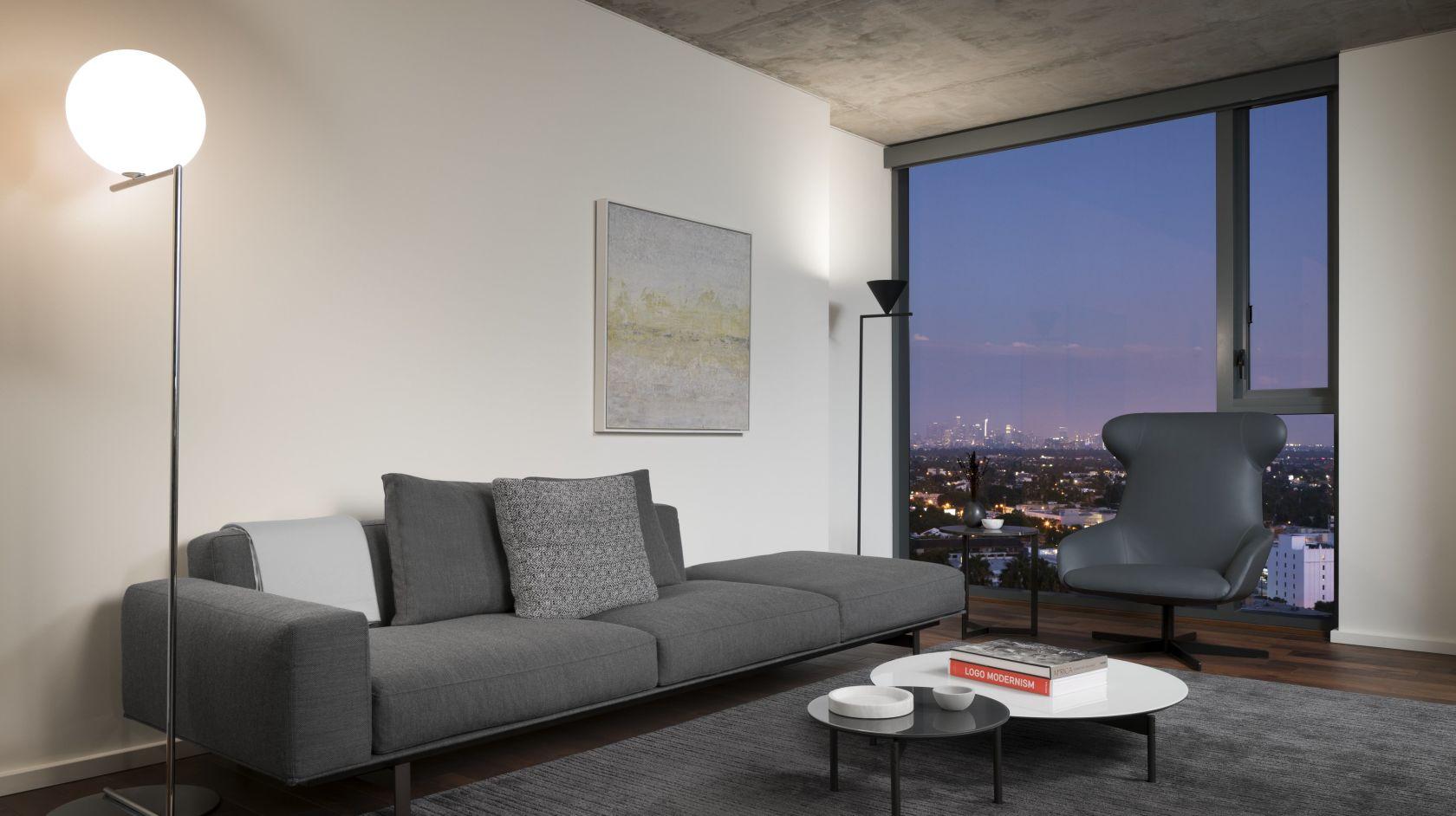 luxury multi level suite apartment aka west hollywood. Black Bedroom Furniture Sets. Home Design Ideas