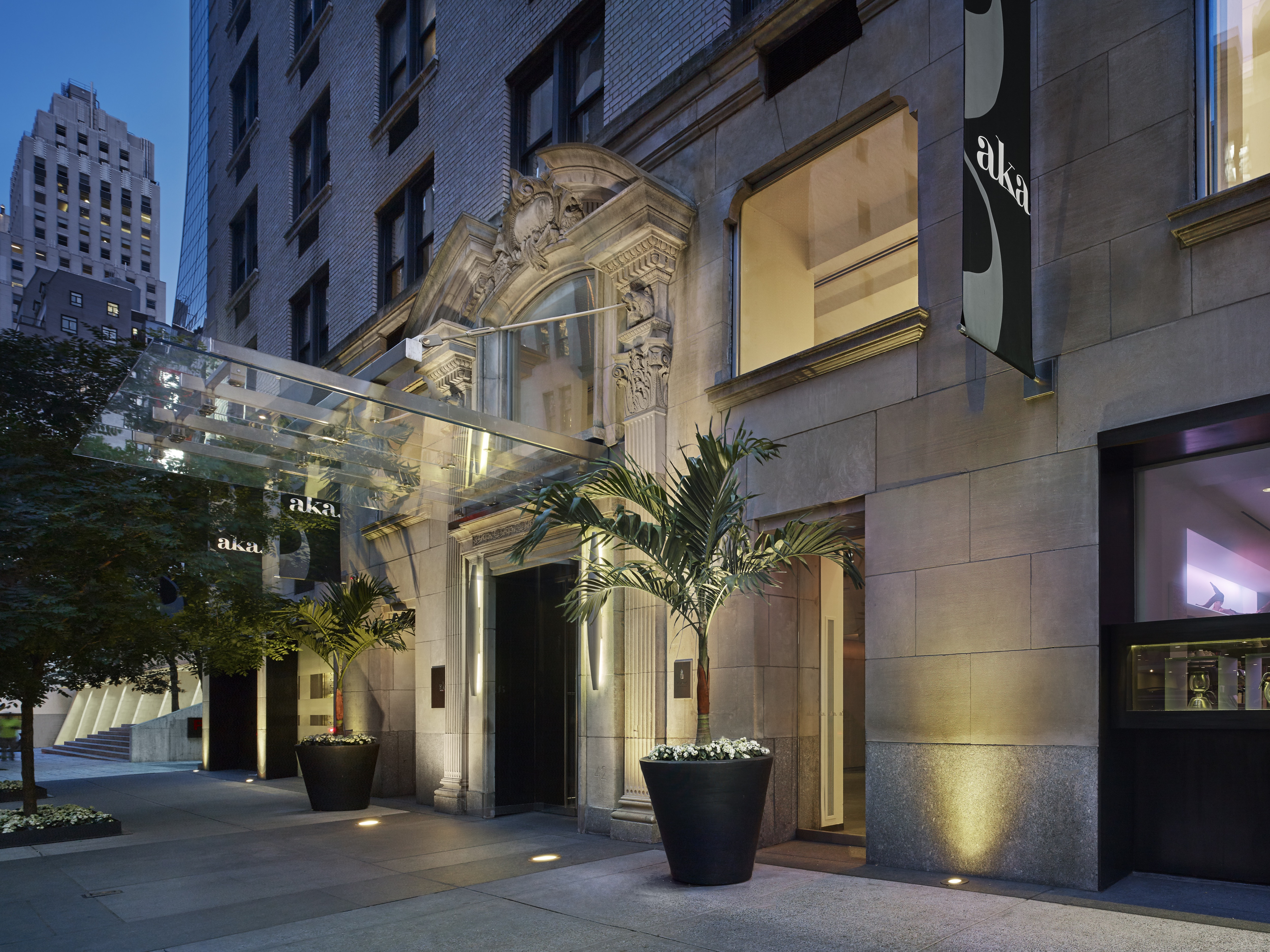 Central Park Hotel NYC | Midtown Hotel NYC | AKA