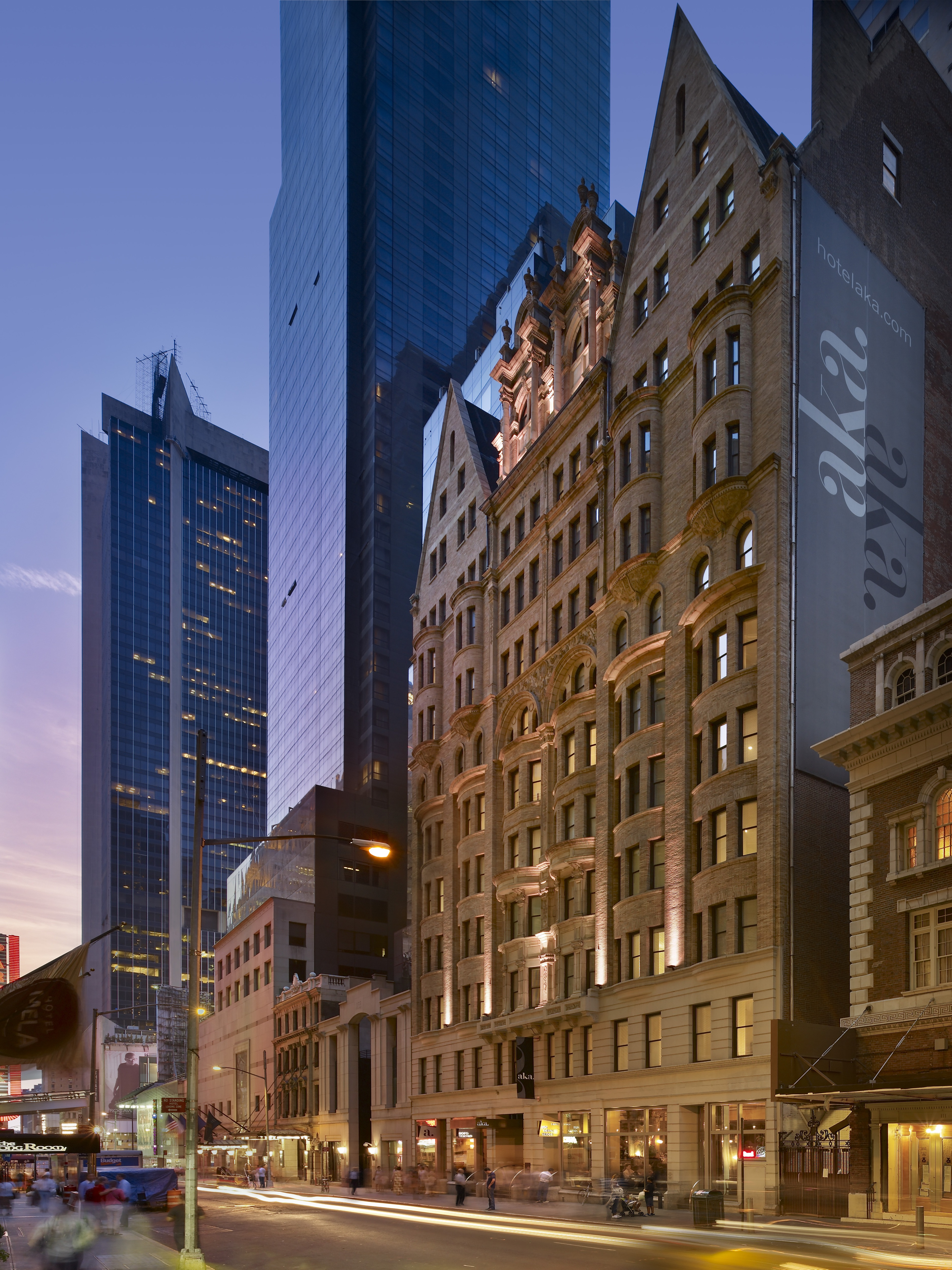 Times Square Hotels | NYC Hotel Residences | AKA