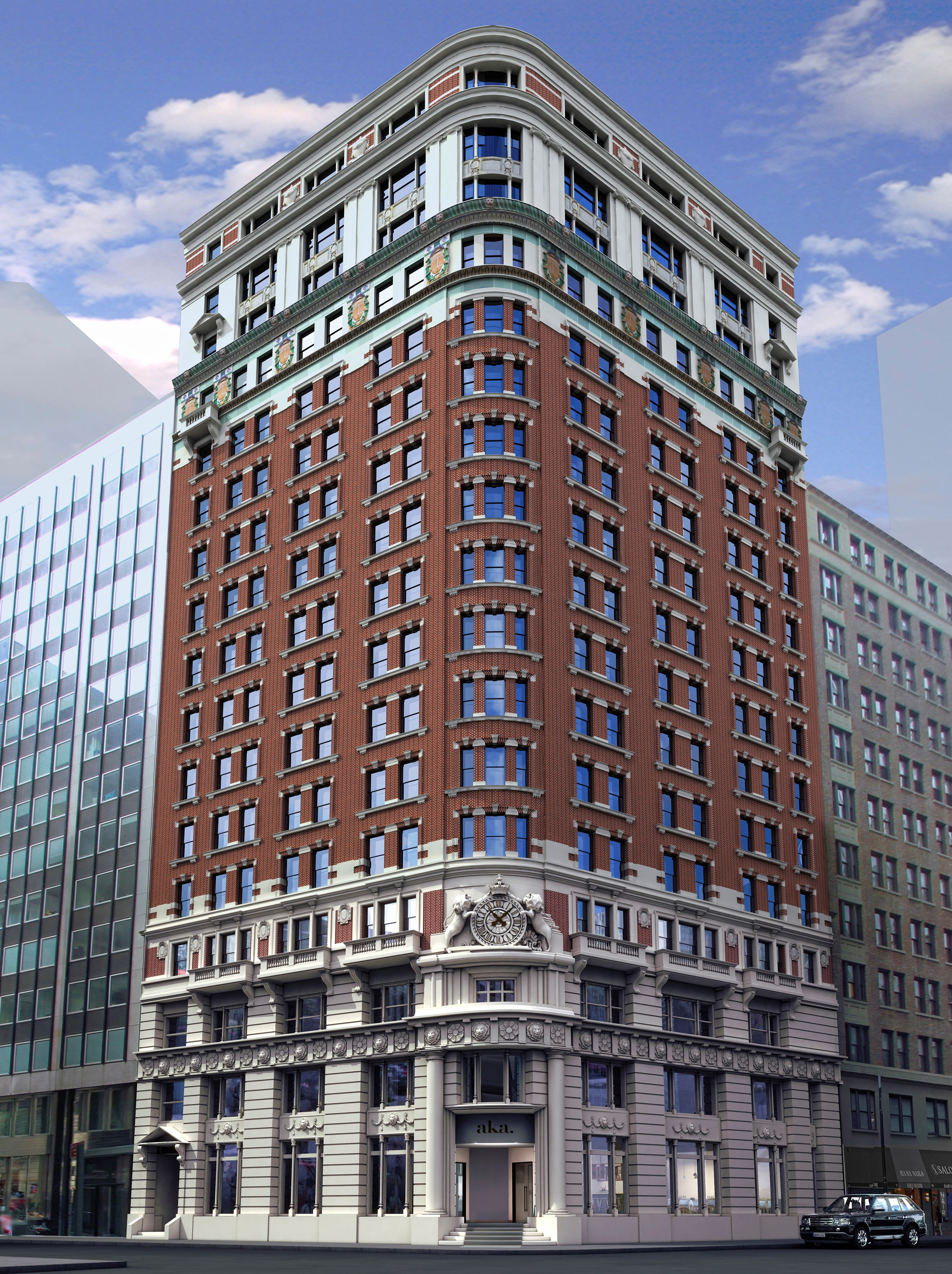 Hotel Residence NYC   Wall Street Hotels  AKA Wall Street